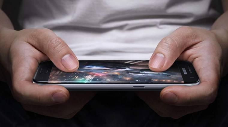 Ventilátoros gamer telefon fejlesztésén dolgozhat a Samsung kép