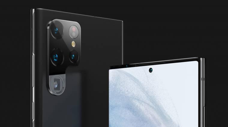 A Samsung Galaxy S22 két változatának dizájnja is kiszivároghatott kép