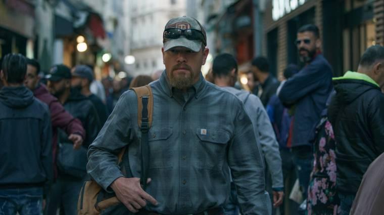 Előzetesen Matt Damon legújabb filmje, a Stillwater kép