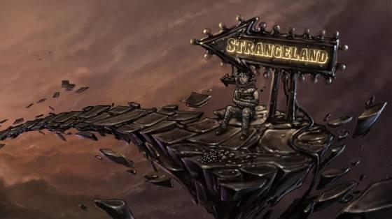 Strangeland infódoboz