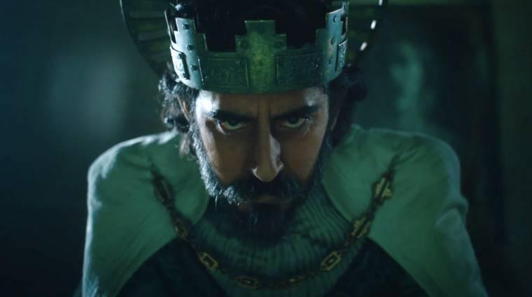 A The Green Knight talán végre egy jó középkori sötét fantasy mozi lehet bevezetőkép