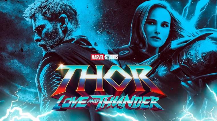 Van egy jó hírünk a Thor: Love and Thunder kapcsán bevezetőkép
