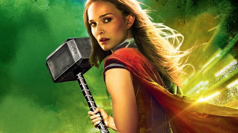 Rommá gyúrt Chris Hemsworth és egy visszatérő szereplő a Thor: Love and Thunder új forgatási képén bevezetőkép