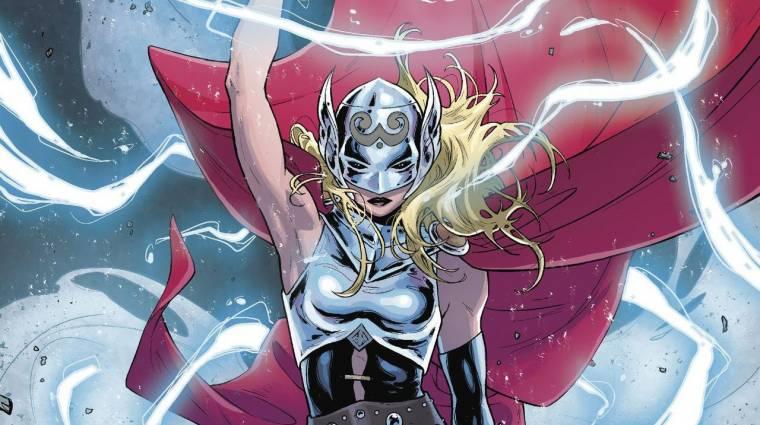Valahogy így fog kinézni Jane Foster a Thor negyedik részében kép