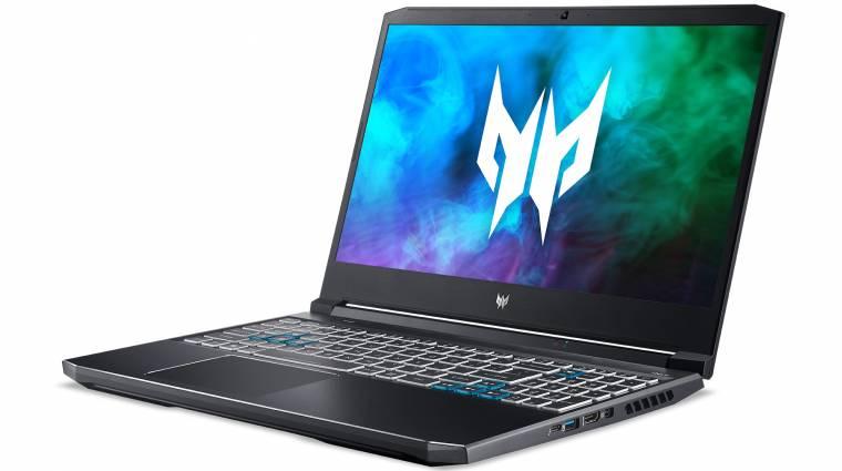 Érkeznek az Acer legújabb, kifejezetten gamereknek szánt notebookjai kép