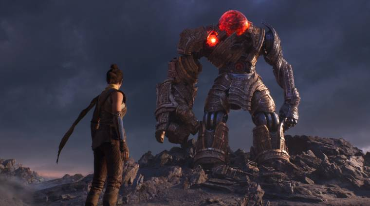 Gyönyörű az új Unreal Engine 5 gameplay demó, elérhető a motor félkész változata bevezetőkép