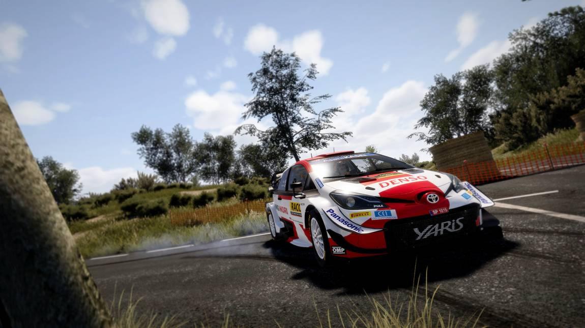 WRC 10 FIA World Rally Championship teszt - búcsú a kormánykerekektől bevezetőkép