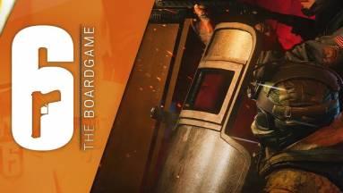 Traileren és fotókon a Rainbow Six: Siege-társasjáték fókuszban