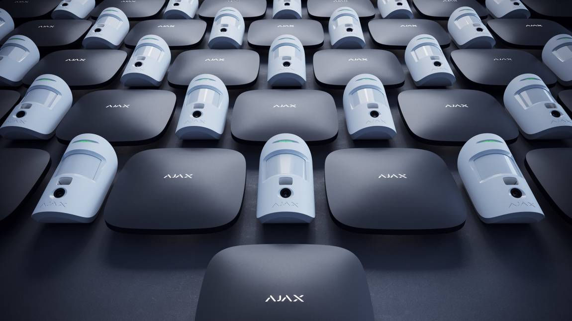 Ajax Smart Home Security teszt - mitől okos egy biztonsági rendszer? kép