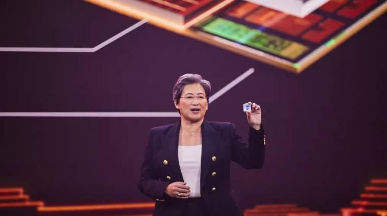 Az AMD új CPU-technológiája 15%-os teljesítménynövekedést jelent a játékokban kép