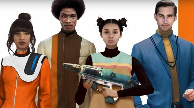 The Anacrusis - sci-fibe oltja a '70-es évek hangulatát a Portal írójának új játéka bevezetőkép