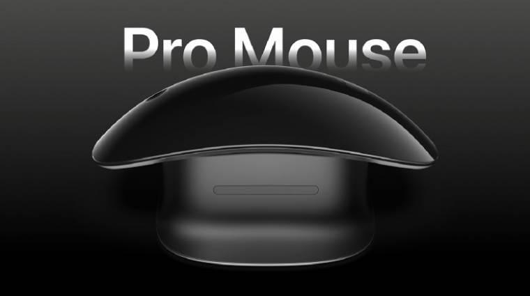 Merész koncepció javítja ki az Apple Magic Mouse bosszantó hibáját kép