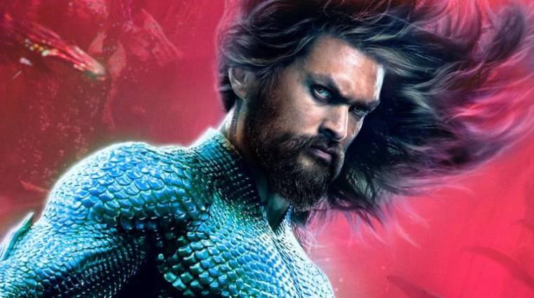 Új jelmezt kap az Aquaman and the Lost Kingdom címszereplője, James Wan meg is mutatta bevezetőkép