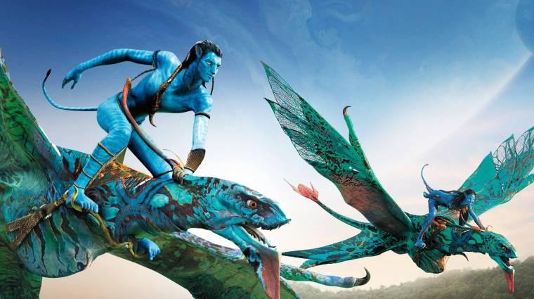 Csodálatos Avatar játékot villantott a Ubisoft bevezetőkép