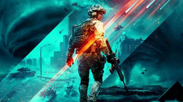Battlefield 2042 jár majd az RTX 30-szériás kártyák mellé kép