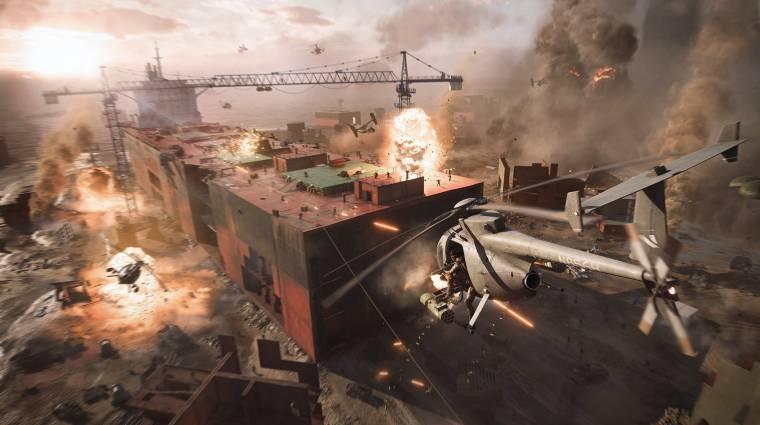 Kiderült, hogy milyen előnyökkel jár a Battlefield 2042 prémium battle pass bevezetőkép