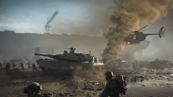 Ezért nem baj, hogy a Battlefield 2042-ben nem lesz egyjátékos kampány kép