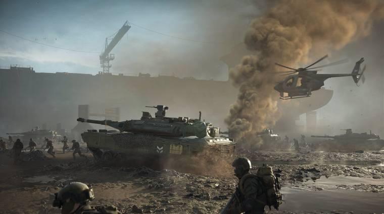 Ezek a régi pályák térhetnek vissza a Battlefield 2042-ben bevezetőkép