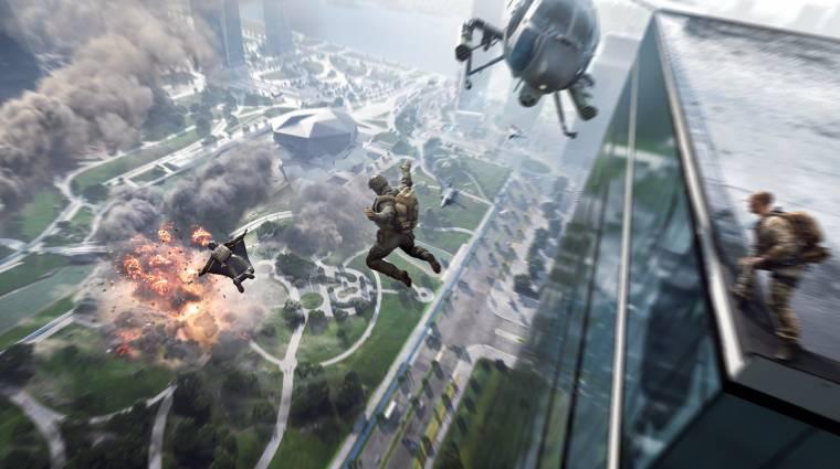 Battlefield 2042 gameplay: ez minden, amire a rajongók vágytak bevezetőkép