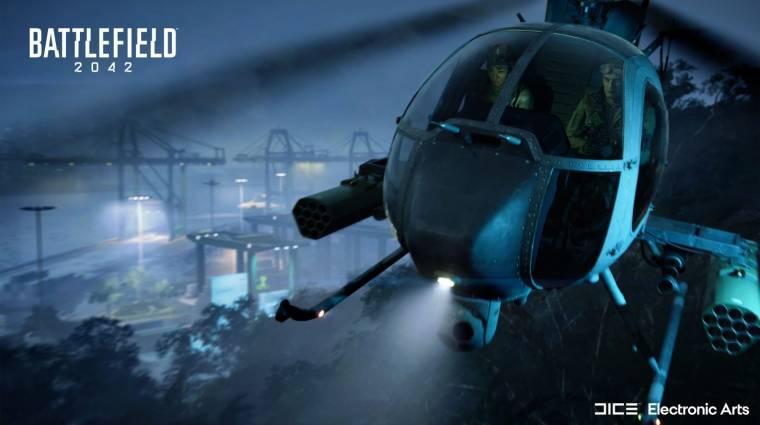Kiszivárgott, mit kínál a Battlefield 2042 rajongóknak szóló módja bevezetőkép