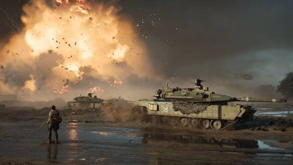 Bemutatkozott a Battlefield Portal, ahol különböző korok katonái eshetnek egymásnak kép