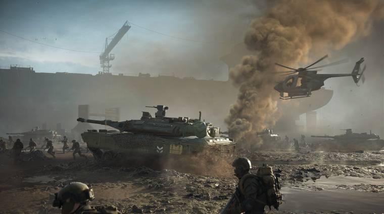 Ilyen ingyenes tartalmakat hozhatnak a Battlefield 2042 szezonjai bevezetőkép