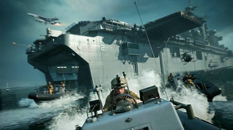 Hivatalos: elhalasztják a Battlefield 2042 megjelenését bevezetőkép