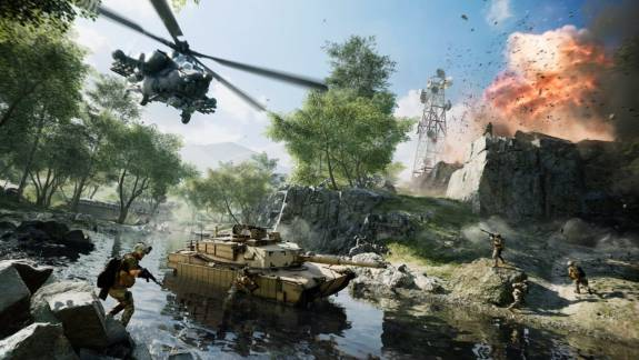 Hosszasan magyarázzák a Battlefield 2042 fejlesztői, hogyan lesz jobb a teljes játék a bétánál kép