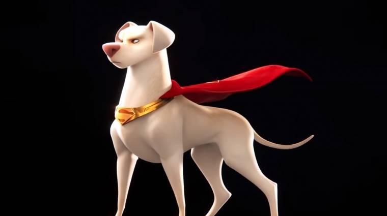 Valódi nagyágyúkkal készül el a DC Super-Pets adaptációja kép