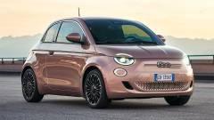 A Fiat 2030-ra teljesen átáll az elektromos autó gyártásra kép