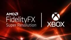 A Windows és az Xbox is beállt az AMD FidelityFX Super Resolution mögé kép