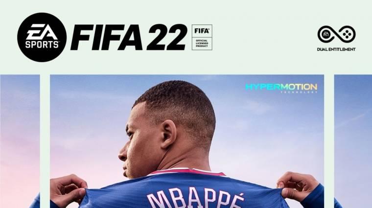 Megjelenési dátummal jött a FIFA 22 első előzetese bevezetőkép