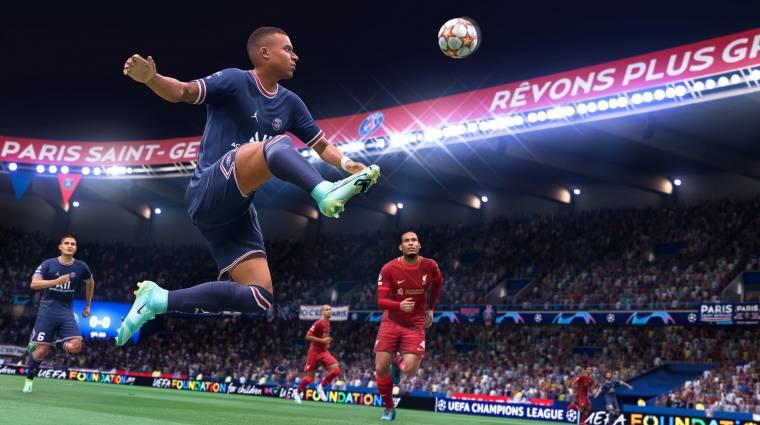 Mától játszható a FIFA 22, akár 300 Ft-ért is kipróbálhatod bevezetőkép