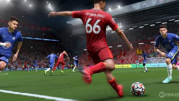A FIFA 22-t már többen vették meg digitálisan, mint dobozosan kép