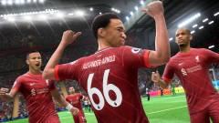 A FIFA 22 új beállításával kicsit kevésbé lesz idegesítő a játék kép