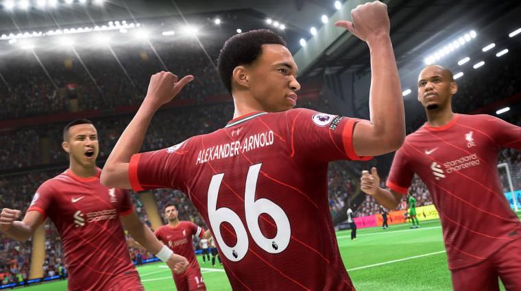 Nevetséges magyarázatot adott az EA arra, hogy miért nyújt előző generációs élményt a FIFA 22 PC-n bevezetőkép