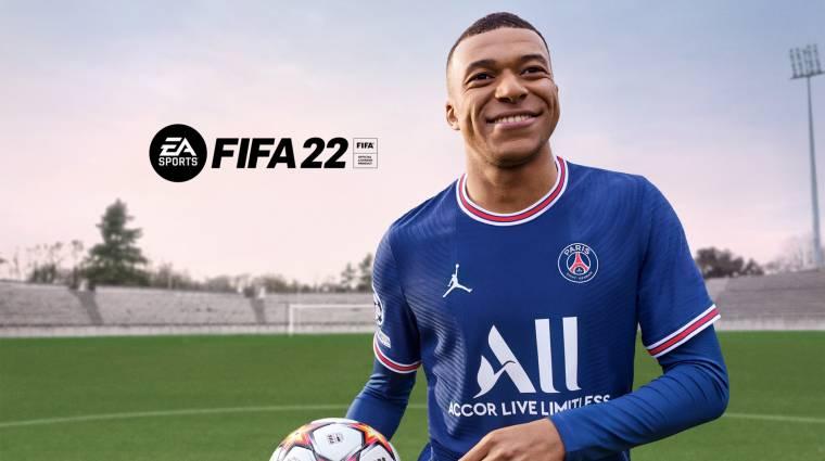 Félórás gameplay meséli el, hogy mit tud a FIFA 22 bevezetőkép