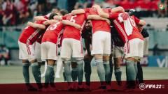 Hivatalos szerelést kap a magyar válogatott a FIFA 22-ben kép