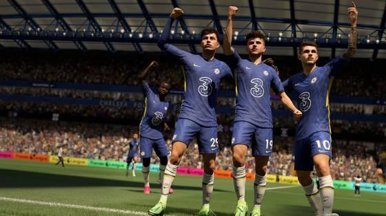 FIFA 22 infódoboz