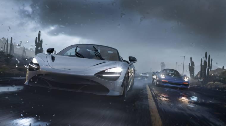 Extrém körülmények között versenyzünk a Forza Horizon 5 legújabb videójában bevezetőkép