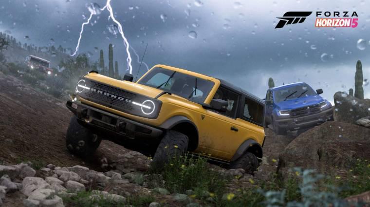 Egészen lenyűgöző a Forza Horizon 5 első 8 perce bevezetőkép