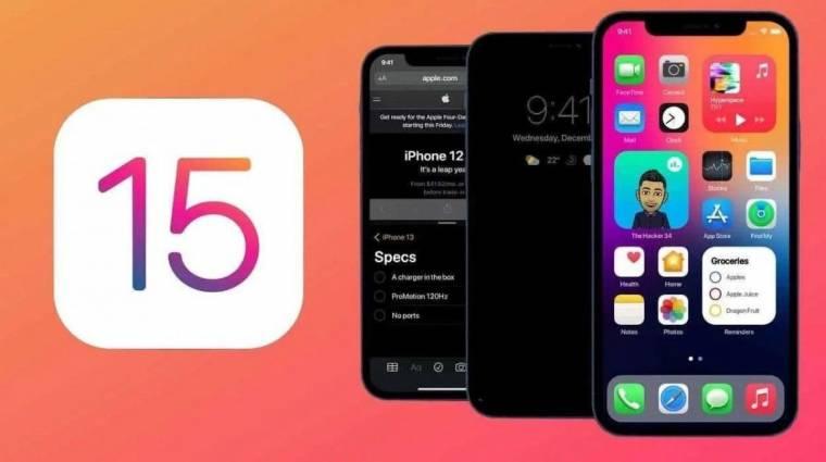 Többé nem ragaszkodik hozzá az Apple, hogy telepítsük a legújabb iOS-t kép