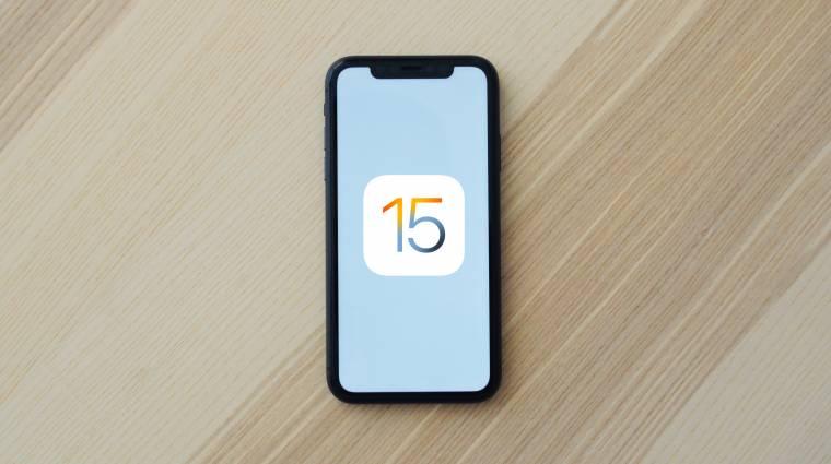 Megjelent az iOS 15 és az iPad OS 15, de akadnak még hiányzó funkciók kép