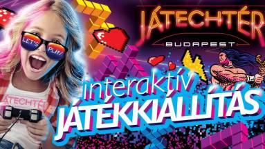 Régi konzolokkal és ikonikus játékokkal itt a JátechTér Budapest! kép