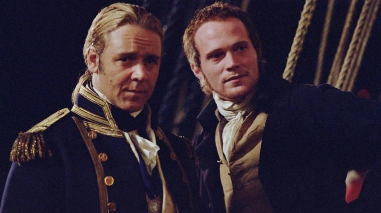18 év után előzményfilmmel térhet vissza a Kapitány és katona kép