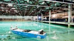A világ első autonóm elektromos teherhajója idén útjára indul kép