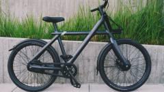 A VanMoof 128 millió dollárból lenne a világ vezető e-bike márkája kép