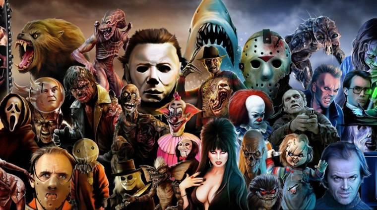 KVÍZ: Mennyire ismered a horrorfilmeket? kép