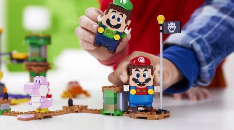 A LEGO bemutatta a legújabb Luigi kollekciót bevezetőkép