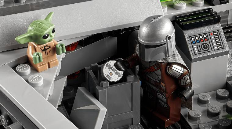 Három új The Mandalorian LEGO-készlet is érkezik a nyáron bevezetőkép